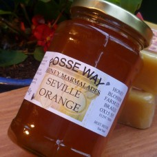 Seville Orange and Honey Thick Cut Marmalade
