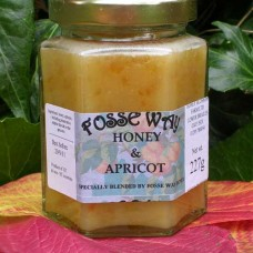 Honey with Apricots